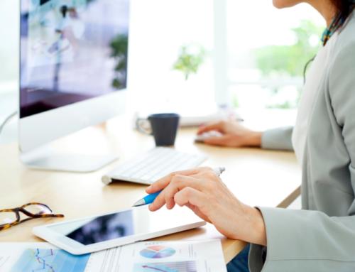Consejos para un trabajo saludable con un ordenador de sobremesa